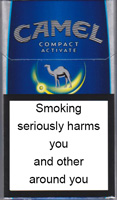Camel Compact Activate Cigarette Pack