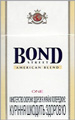 Bond One Cigarette pack