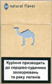 Camel Natural Flavor 6 Cigarette pack