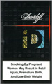 Davidoff iD Orange Cigarette pack