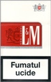 L&M Red (Red Label) Cigarette pack