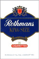 ROTHMANS BLUE KING